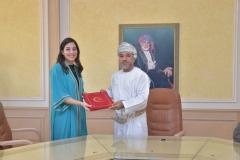 Al Jisr Foundation signed an MoU with MOH to implement the National Nutrition Campaign